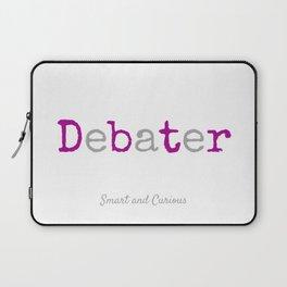 Master Debater Laptop Sleeve