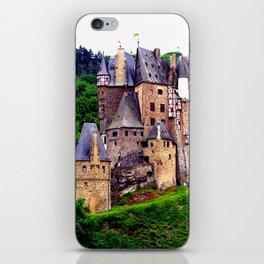 castle eltz, germany. iPhone Skin