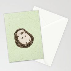 Plump Hedgehog Stationery Cards