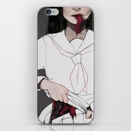 Cannibalism iPhone Skin