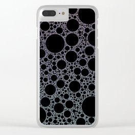 Other Places Clear iPhone Case