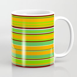 Stripes-008 Coffee Mug