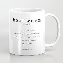 BOOKWORM: NOUN Coffee Mug