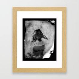 Mercredi 01 Framed Art Print