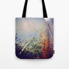 Holga Flowers IV Tote Bag
