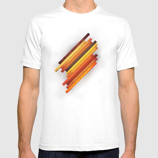 Vertical Grunge T-shirt