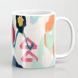Bohemian Ethnic Painting Coffee Mug