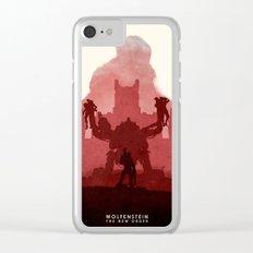 Wolfenstein Clear iPhone Case