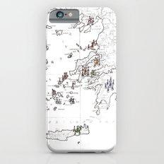 Greece iPhone 6s Slim Case