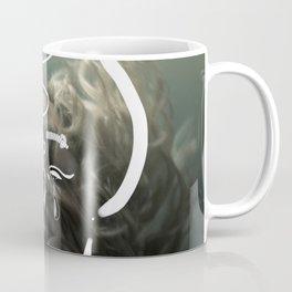 Sinking beneath Coffee Mug