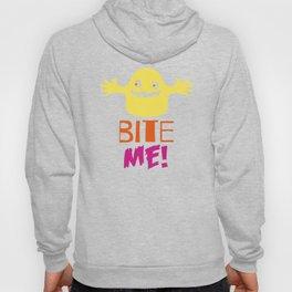Halloween T-shirt/ Bite me Hoody