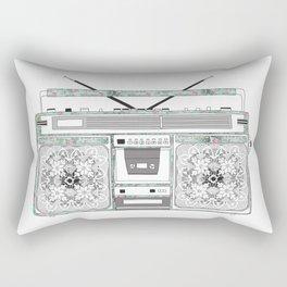Lady Ghetto Rectangular Pillow
