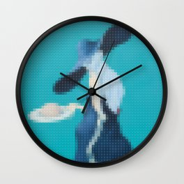 What's for dinner? Wall Clock