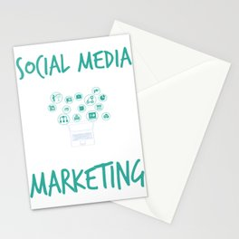 Social Media Can Wait Time For Marketing Stationery Cards