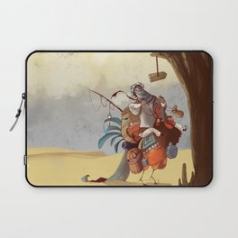 Bedouin in the wrong direction Laptop Sleeve
