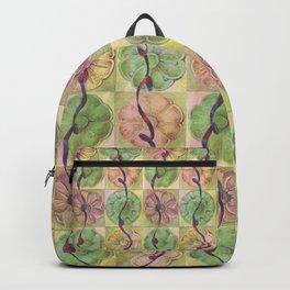 Ribbon Pattern Backpack