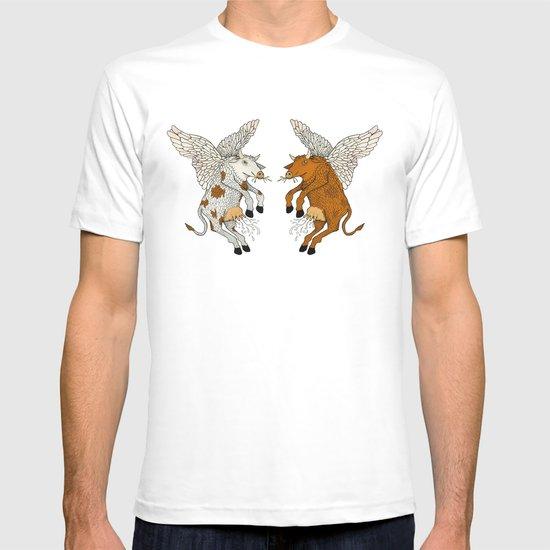 Las vacas voladoras - El día que T-shirt