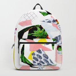 Marigold summer Backpack