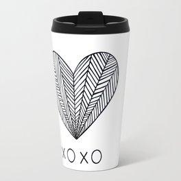 XOXO Travel Mug