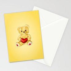Teddy Bear Hypnotist Stationery Cards