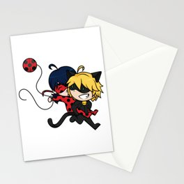 LadyNoir Stationery Cards
