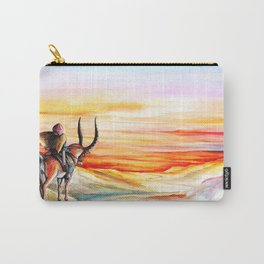 """""""Sunset"""" Carry-All Pouch"""