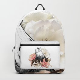 Peace Wreath Backpack