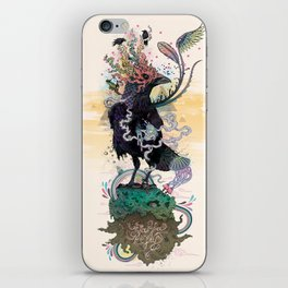 You are Free to Fly iPhone Skin