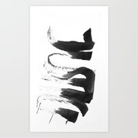 justice Art Prints featuring Justice by Liebe