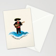 Dreaming Mexico Stationery Cards