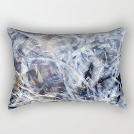 Abstract Expressionist Dance Rectangular Pillow