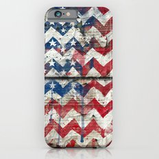 American Chevrons Flag. Slim Case iPhone 6s