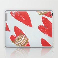 hearts in flight Laptop & iPad Skin