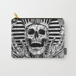Pharaoh mummy Carry-All Pouch