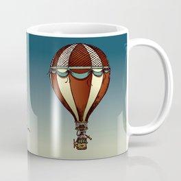 Fantastic voyage of Mr. Pig Coffee Mug