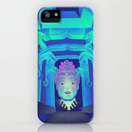Chamber of Destiny iPhone Case