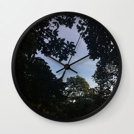 Skylight Wall Clock