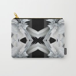 Digital Black & White Carry-All Pouch