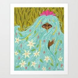 Reyna Art Print