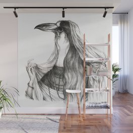 The Bride Wall Mural