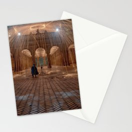 The light up Stationery Cards