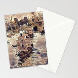 Exploration Stationery Cards
