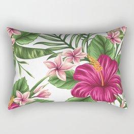 FLORAL PATTERN 9 Rectangular Pillow