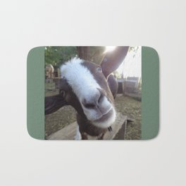 Goat Barnyard Farm Animal Bath Mat