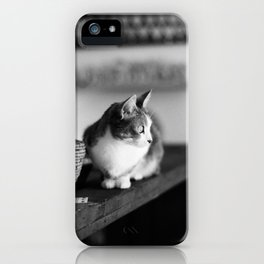 Princess of Matera iPhone Case