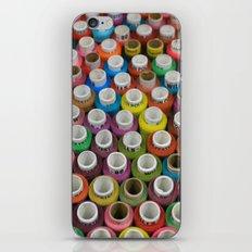 Bobbins iPhone & iPod Skin