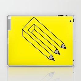 Illusion of Work Laptop & iPad Skin