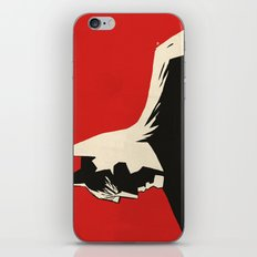 Bat Noir iPhone & iPod Skin