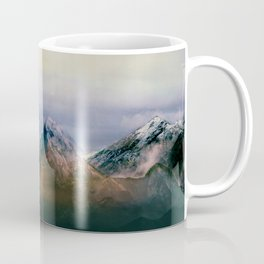Mountain Peaks II Coffee Mug