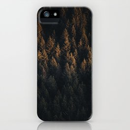 For The Trees iPhone Case